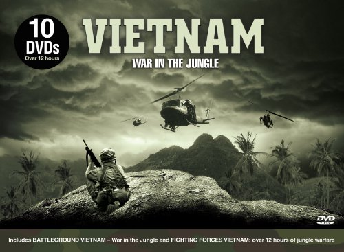 Vietnam War In The Jungle Vietnam War In The Jungle Nr 10 DVD