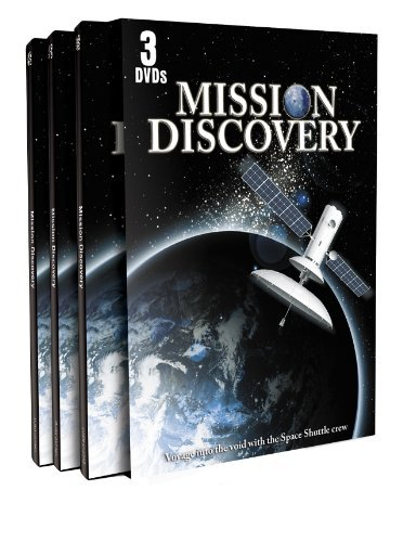 Mission Discovery Mission Discovery Thinpak Nr 3 DVD