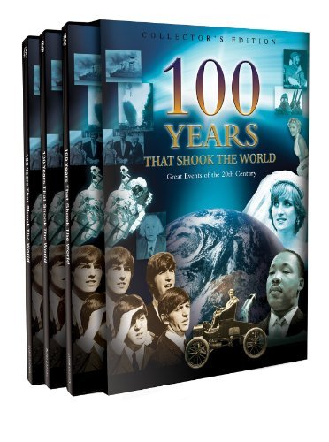 100 Years That Shook The World 100 Years That Shook The World Thinpak Nr 3 DVD