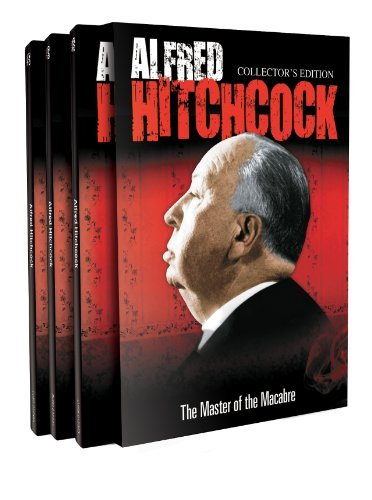 Alfred Hitchcock The Master O Alfred Hitchcock The Master O Thinpak Nr 3 DVD