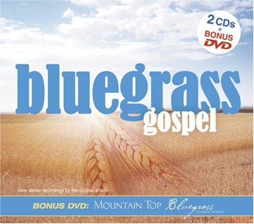 Bluegrass Gospel Bluegrass Gospel 2 CD Set Incl. Bonus DVD