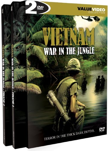 Vietnam War In The Jungle Vietnam War In The Jungle Bw Clr Slipcase Nr 2 DVD