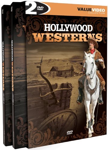 Hollywood Westerns Collection Hollywood Westerns Collection Bw Clr Slipcase Nr 2 DVD