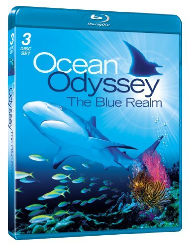 Ocean Odyssey The Blue Realm Ocean Odyssey The Blue Realm Blu Ray Ws Nr 5 Br