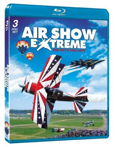 Air Show Extreme The Sky's Th Air Show Extreme The Sky's Th Blu Ray Ws Nr 3 Br