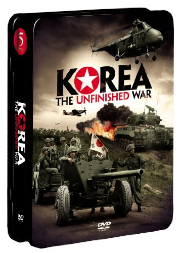 Korea The Unfinished War Korea The Unfinished War Tin Nr 5 DVD