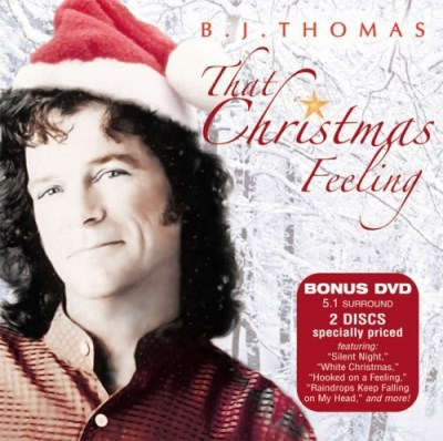 Thomas B.J. That Christmas Feeling 2 CD Set Slimline