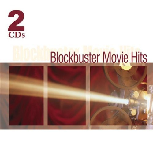 Blockbuster Movie Hits Blockbuster Movie Hits 2 CD Set