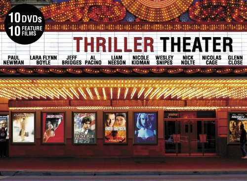 Thriller Theater 10 Pack Thriller Theater 10 Pack Ws Nr 10 DVD