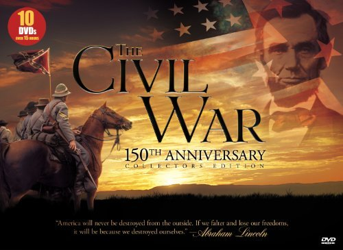 Civil War Civil War Clr Bw 150th Anniv. Ed. Nr 10 DVD