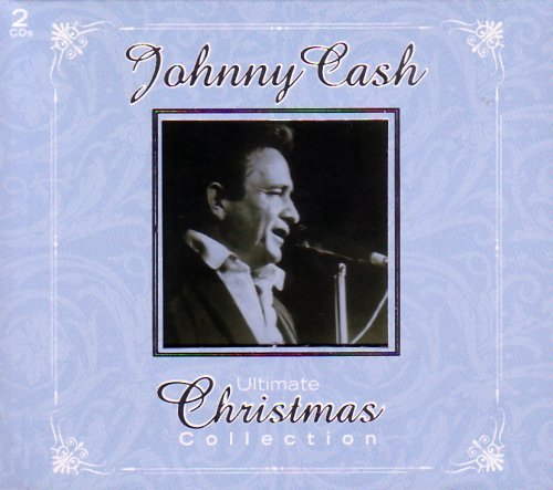 Johnny Cash Ultimate Christmas Collection 2 CD Set