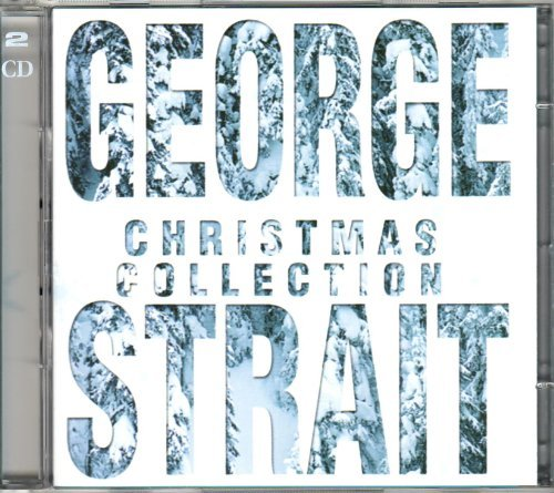 Strait George Christmas Collection 2 CD Set