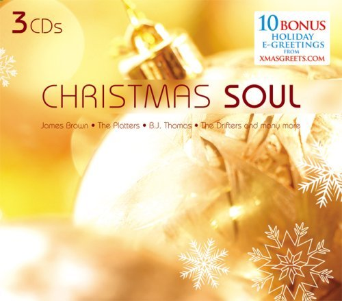 Christmas Soul Christmas Soul 3 CD Set