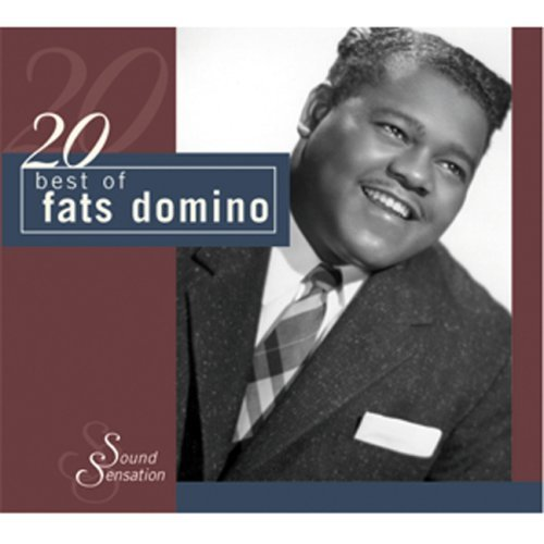 Fats Domino 20 Best Of Fats Domino Digipak
