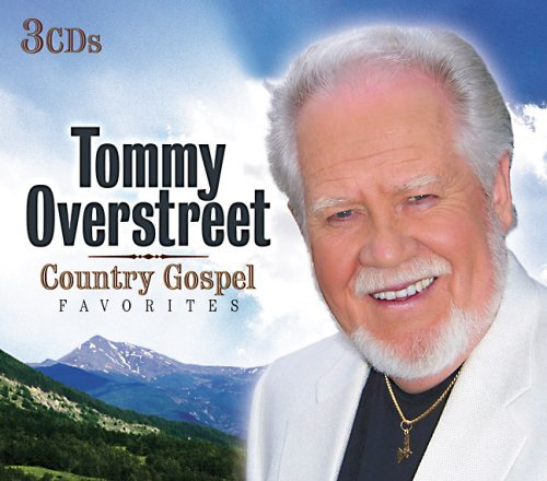 Tommy Overstreet Tommy Overstreet Country Gospe 3 CD Set Digipak