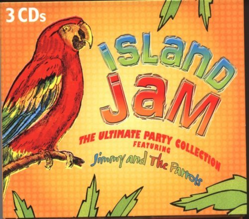 Jimmy & The Parrots Island Jam 3 CD Set Digipak