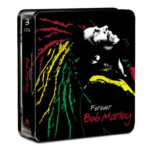 Marley Bob Forever Bob Marley 3 CD Set Tin Can Collection