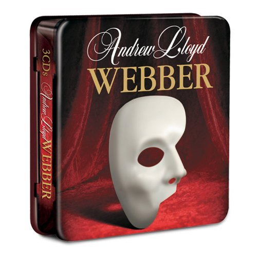 A. Lloyd Webber Music Forever 3 CD Set Tin Can Collection