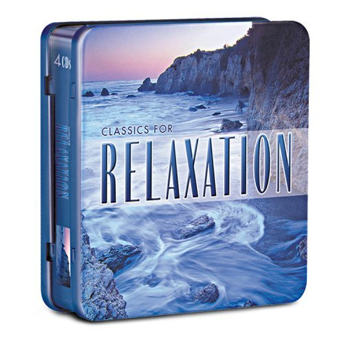 Classics For Relaxation Music Forever 3 CD Set Tin Can Collection