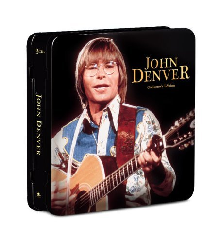 Denver John Forever John Denver 3 CD Set Lmtd Ed. Tin Can Collection