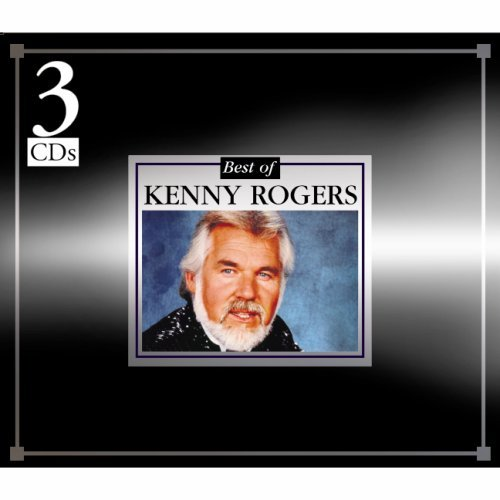 Kenny Rogers Best Of Kenny Rogers 3 CD Set Folio