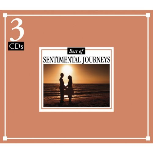 101 Strings Orchestra Best Of Sentimental Journey 3 CD Set Folio