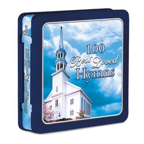Joslyn Coral Society Grove 100 Best Loved Hymns Coll. Tin 3 CD Set