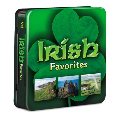 Irish Favorites Tin Can Collec Irish Favorites Tin Can Collec