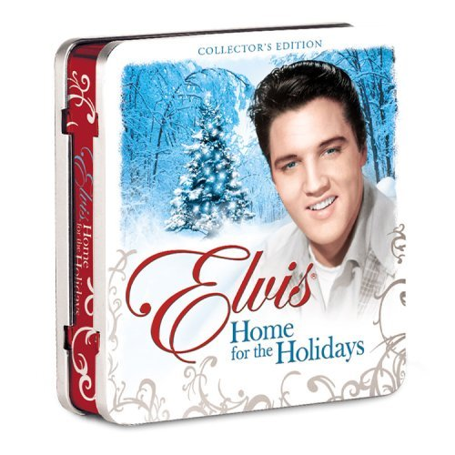 Presley Elvis Home For The Holidays Incl. Bonus Booklet