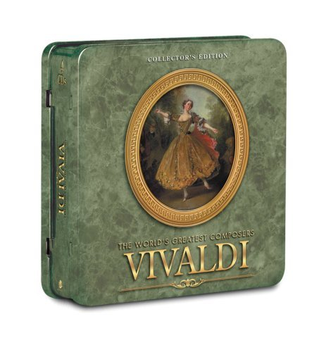 A. Vivaldi Classical Collector's Tin