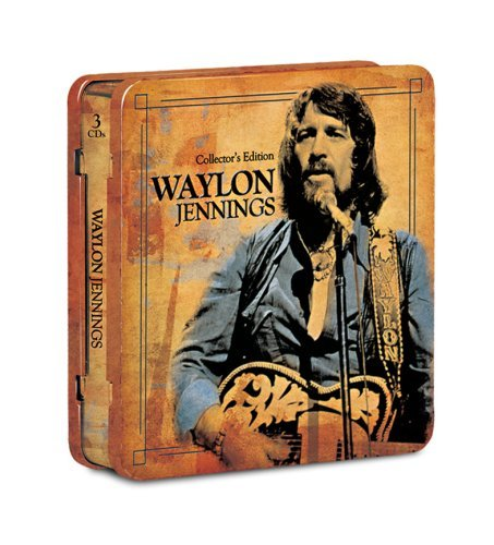 Jennings Waylon Collector's Ed. Tin 3 CD Set