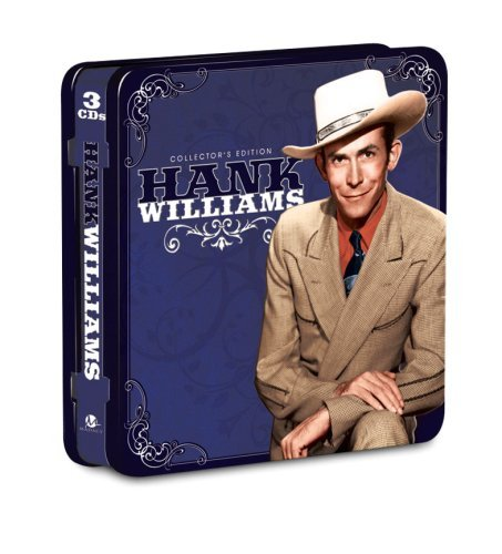 Williams Hank Hank Williams Coll. Ed. 3 CD Set
