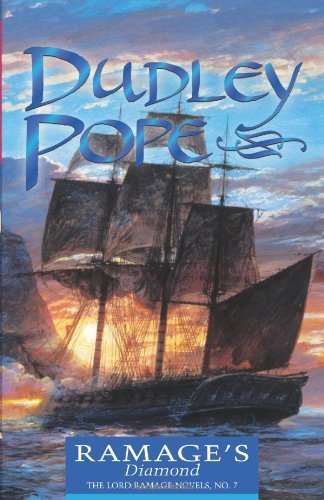 Dudley Pope Ramage's Diamond The Lord Ramage Novels Reissue