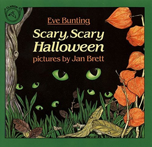 Eve Bunting Scary Scary Halloween