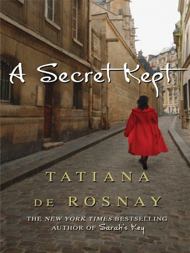 Tatiana De Rosnay A Secret Kept Large Print