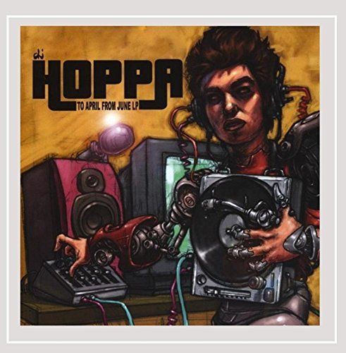 Dj Hoppa To April From June