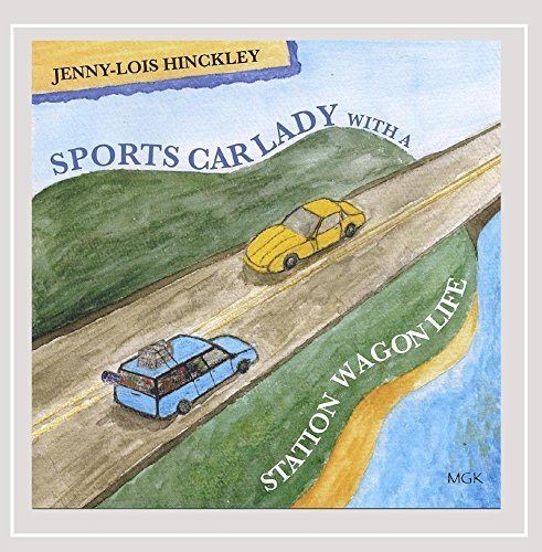 Jenny Lois Hinckley Sportscar Lady With A Stationw