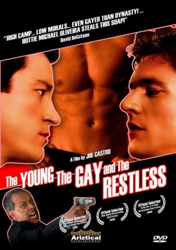 Young Gay & The Restless Elliot Haggerty Clark Clr Nr