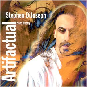 Stephen Dijoseph Pianopoetry