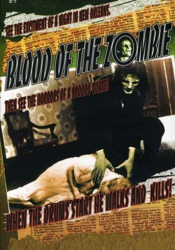 Blood Of The Zombie Dead One Blood Of The Zombie Dead One Clr Eng Dub Nr