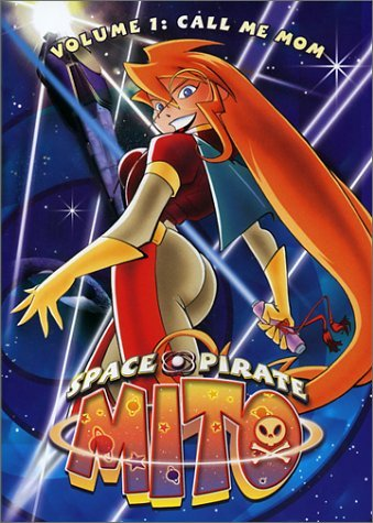 Space Pirate Mito Vol. 1 Call Me Mom Clr Nr