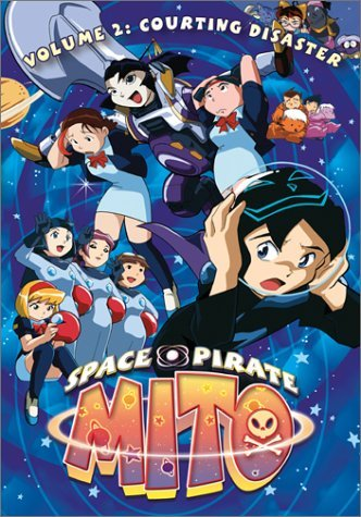 Space Pirate Mito Courting Disaster Clr Nr