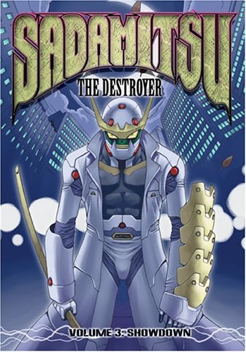Sadamitsu The Destroyer Vol. 3 Showdown Clr Jpn Lng Eng Dub Sub Nr