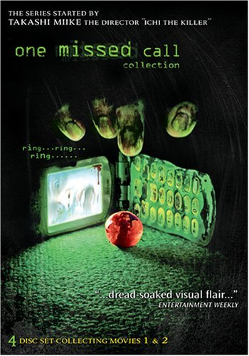 One Missed Call 1 2 One Missed Call 1 2 R 4 DVD