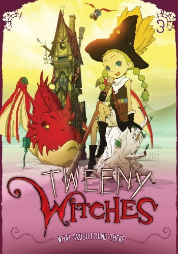Vol. 3 What Arusu Found There Tweeny Witches Jpn Lng Eng Sub Dub Nr 2 DVD