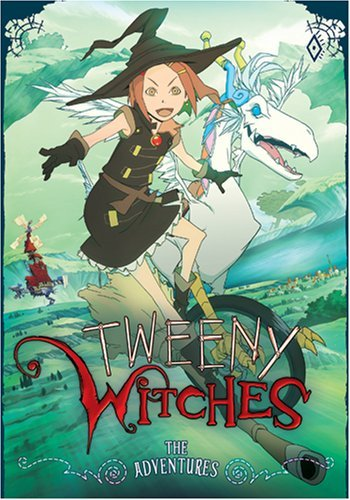 Adventures Tweeny Witches Nr 2 DVD