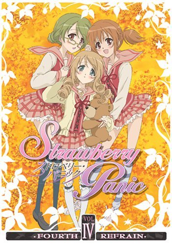 Vol. 4 Fourth Refrain Strawberry Panic Nr