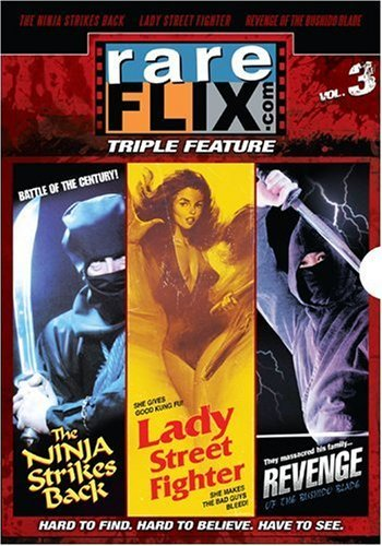 Rareflix Triple Feature Vol. 3 Nr 3 DVD