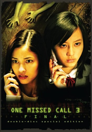 One Missed Call 3 One Missed Call 3 Nr 2 DVD