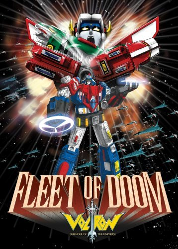 Voltron Fleet Of Doom (the Mov Voltron Fleet Of Doom (the Mov Nr